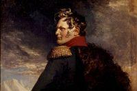 «Портрет А.П.Ермолова». 1825 г. Художник Доу Джордж.
