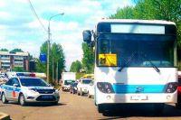 В ДТП с пешеходом водитель автобуса был трезв.
