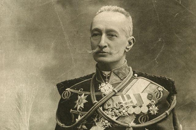 Генерал Алексей Брусилов.