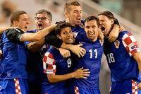 Срна и Эдуардо в сборной Хорватии