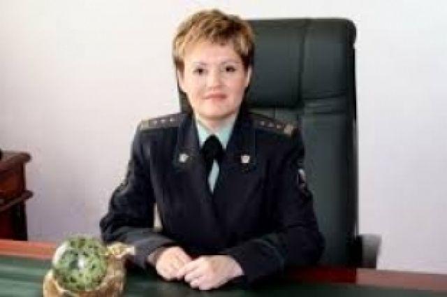 Альбина Сухорукова.