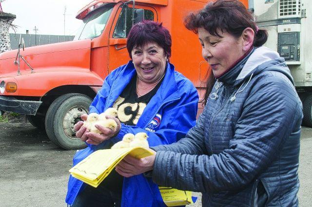 Проект «Сельское подворье» теперь реализуют и в Омске.