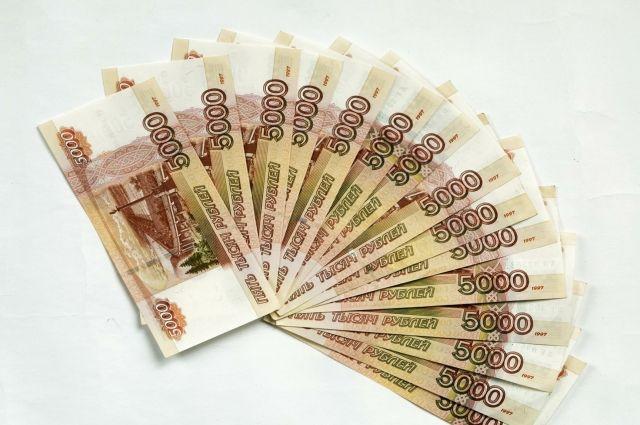 Сувенирной купюрой номиналом 5 000 расплатились в магазине.