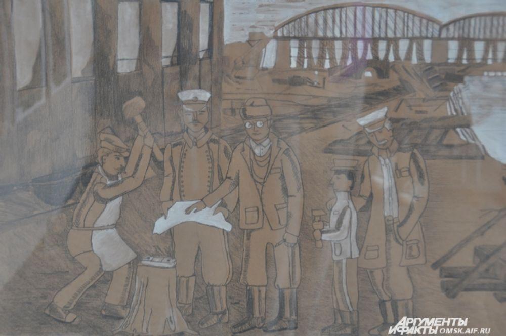 Выставка «Палитра Родины».