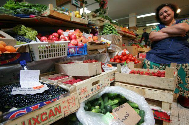 Месячник качества и безопасности овощей и фруктов продлится в Приангарье до июля.