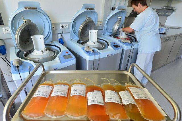 Переливание крови (гемотрансфузия): показания и противопоказания к процедуре, возможные последствия