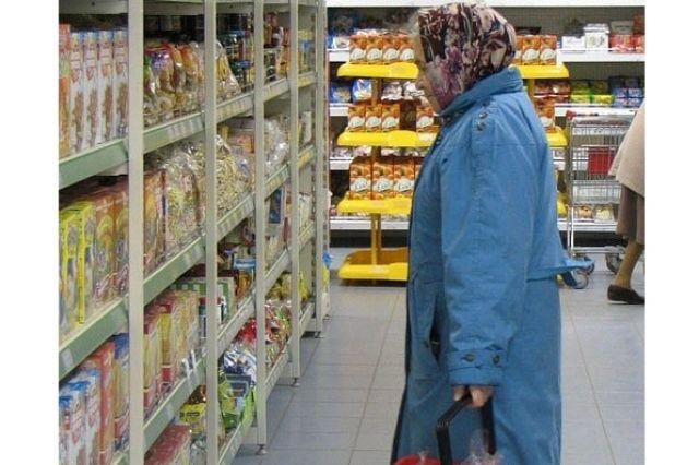 Цены на продукты на Среднем Урале в мае выросли на 1,5%