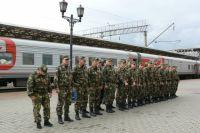 Из полугодовой командировки вернулся красноярский отряд СОБР.