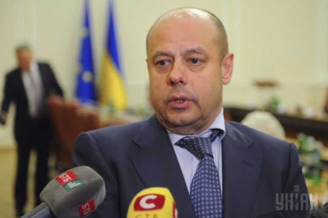 Юрий Продан, министр энергетики и угольной промышленности Украины