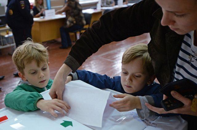 Избирательные участки откроются в каждом округе города.