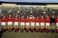 Сборная СССР по футболу на чемпионате мира 1966 года.