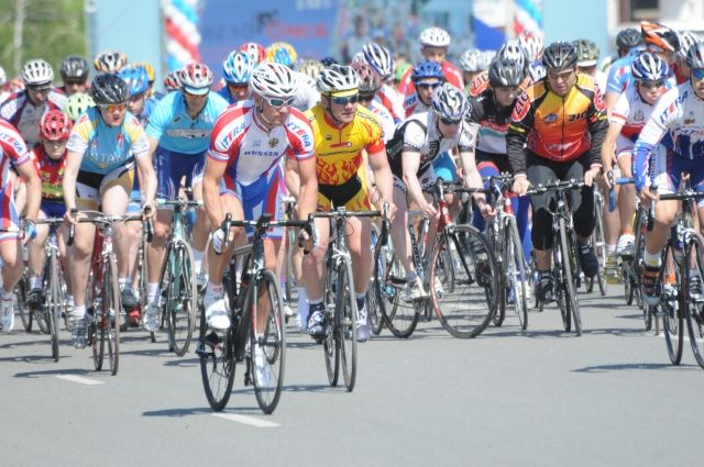Одно из самых важных событий спортивного лета - «ВелоОмск-2014».