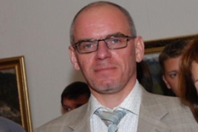 Олег Пермяков.