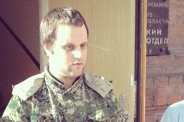 Самозванный губернатор Губарев