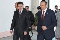 Владимир Аврелькин (слева).