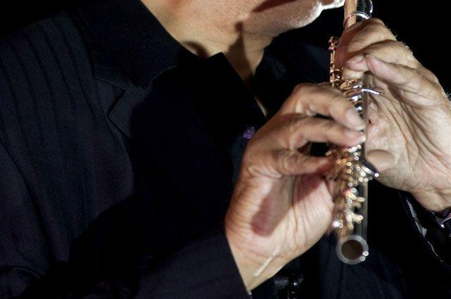 Флейту можно будет услышать на встрече  «Праздник музыки».