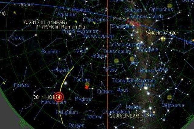 Астероид «Зверь», размером как 20 метеоритов «Челябинск», летит к Земле
