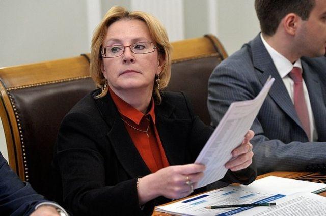 Вероника Скворцова заинтересовалась уральской телемедициной