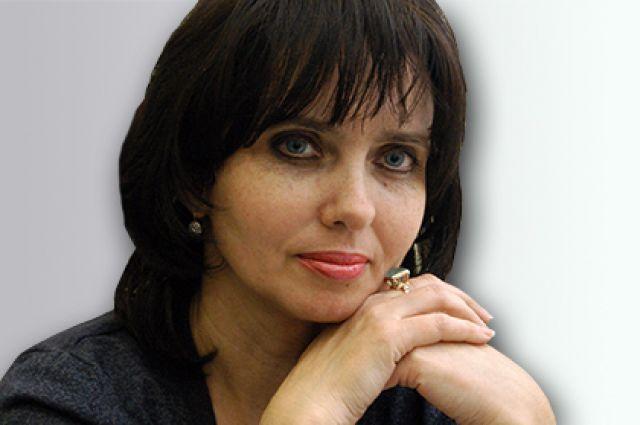 Руководитель фонда «АиФ. Доброе сердце» Маргарита Широкова.