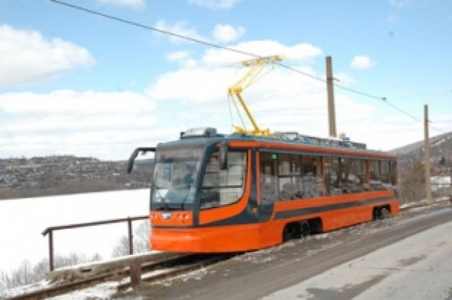 В Челябинске может появиться новая модель трамвая