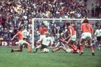 Сборная Голландии на ЧМ-1974.