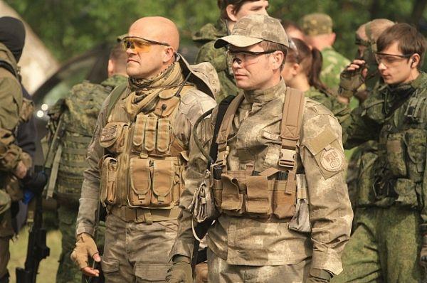 В основу сценария легла косовская история.