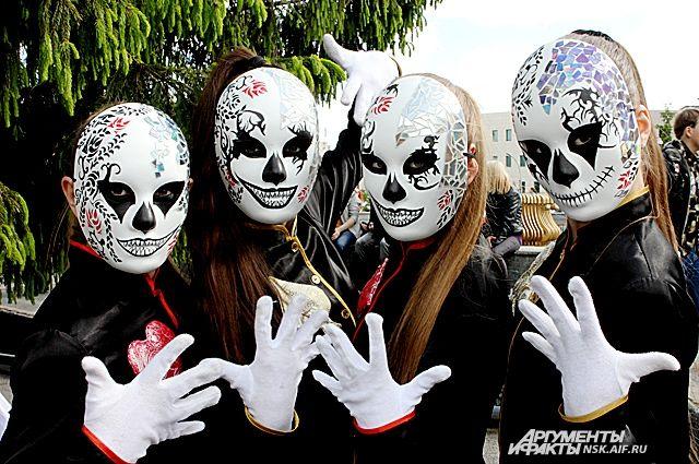 Фестиваль проводится в Новосибирске уже несколько лет.