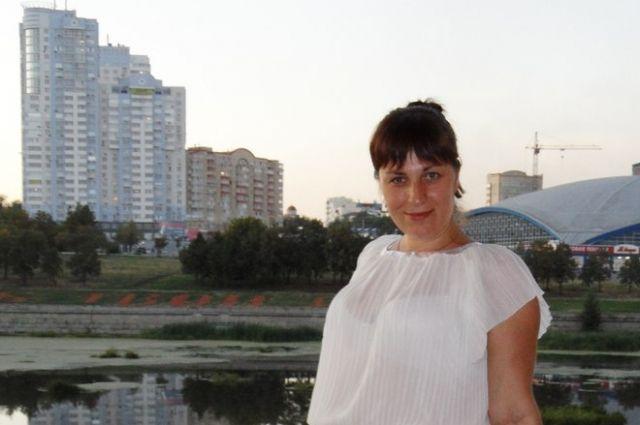Ирина Берзон.