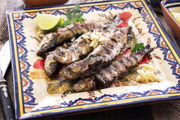 Свежая морская рыба. Полиненасыщенные жирные кислоты – без них никуда.
