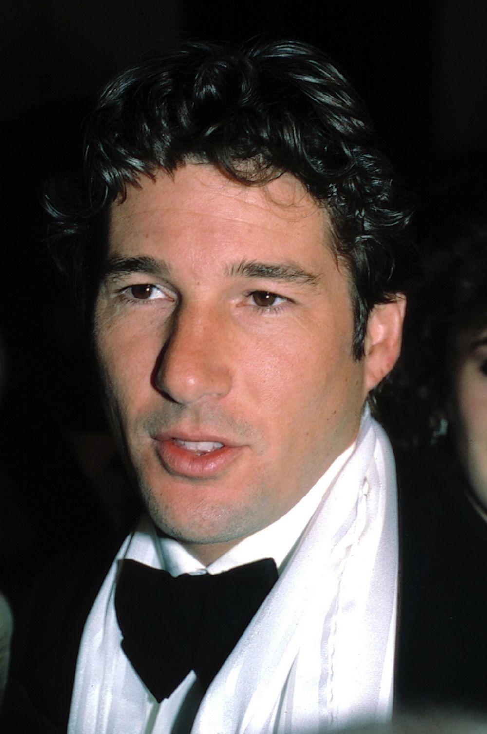 Секс-символ 90-х и звезда культового фильма «Красотка» Ричард Гир.