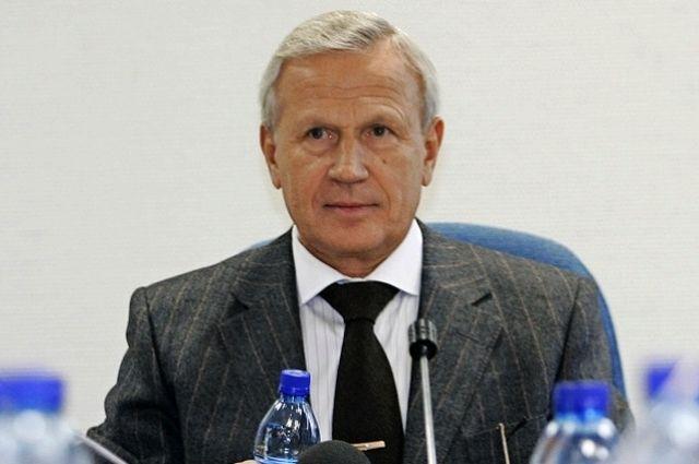 Вячеслав Колосков, почетный президент Российского футбольного союза (РФС)