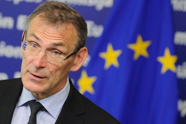Андрис Пиебалгс, еврокомиссар по развитию в Европейской комиссии
