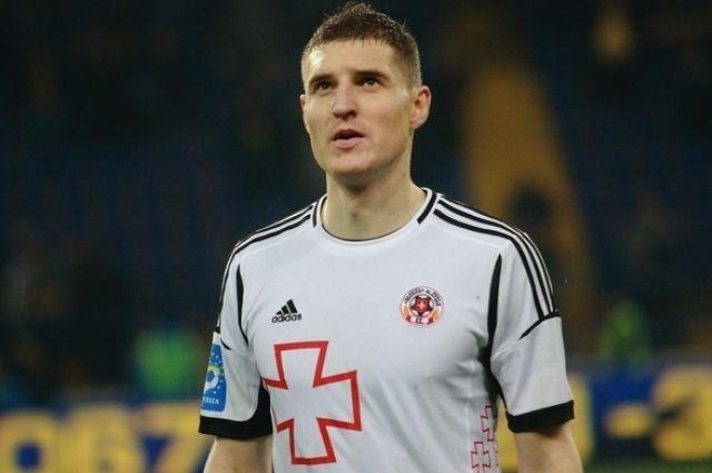 Ян Масло, экс-защитник ФК «Волынь»