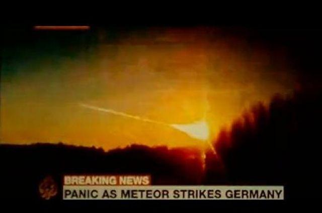 В боевике с Томом Крузом использованы кадры падения метеорита «Челябинск»