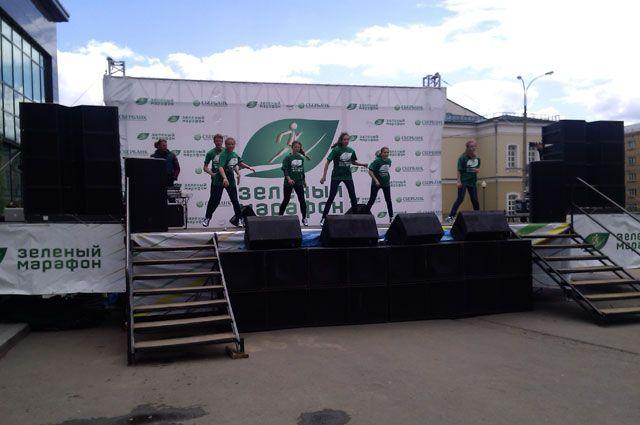 Зеленый марафон-2014 прошел позитивно!