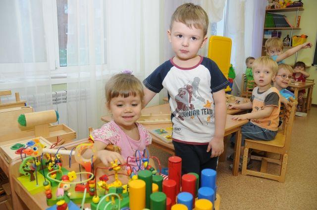 В этом году иркутские детские сады будут посещать почти 10 тысяч человек.