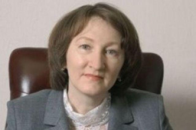 Ольга Молчанова.