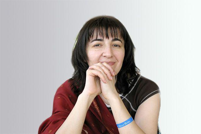 Индира Кодзасова.