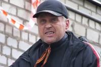 Самопровозглашенный «мэр» Славянска Вячеслав Пономарев