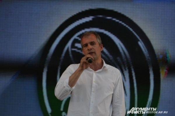 Популярный актёр театра и кино Вячеслав Разбегаев впервые в Волгодонске.