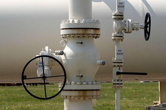 Газопровод «Южный поток».