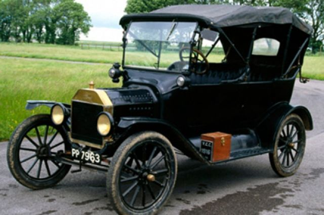 Ford Model T.