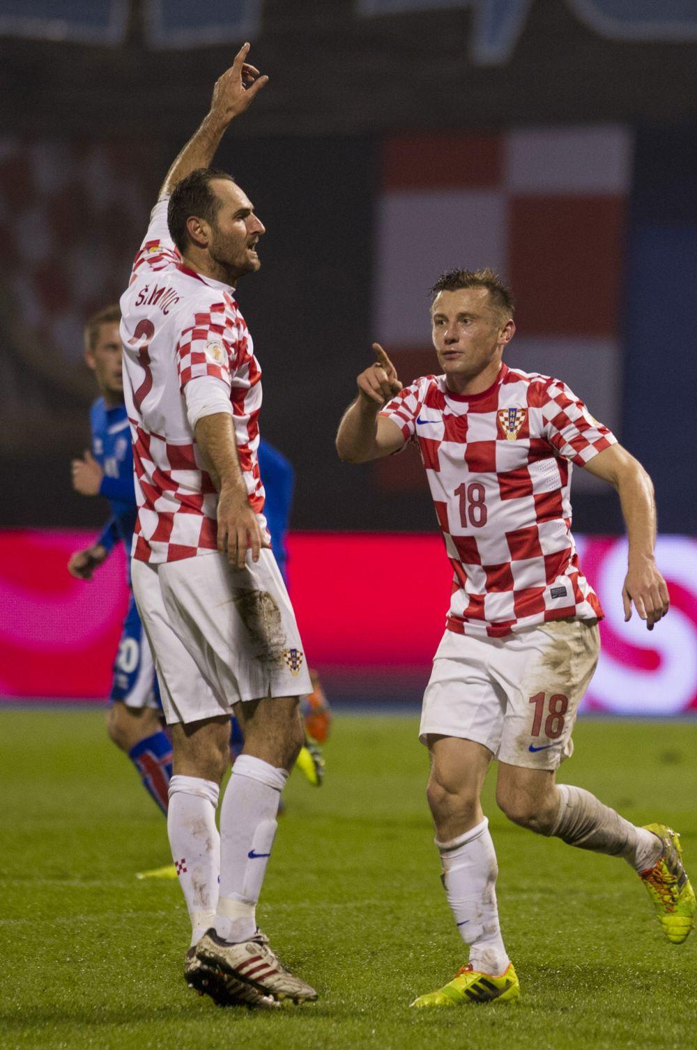 Команда Хорватии одна из тех сборных, которые придерживаются традиций – футболисты продолжат играть в клетчатой форме красно-белого цвета.