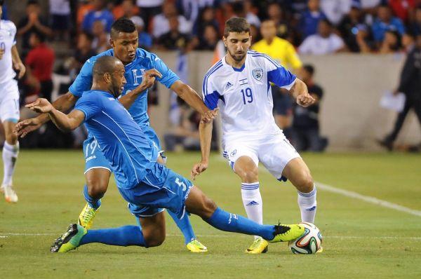 Команда Гондураса на чемпионате мира будет выступать в форме небесно-голубого цвета.