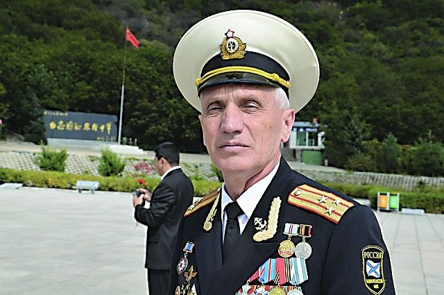 Сергей Кондратенко.