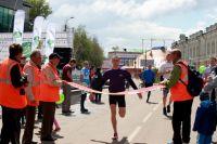 «Зеленый марафон» в Иркутске.