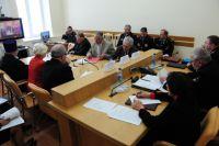 Омские общественники приняли участие в видеоконференции.