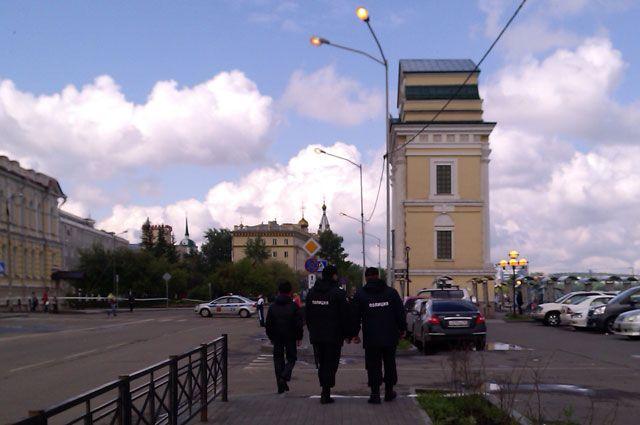 Движение будет перекрыто в праздничном Иркутске временно.