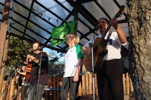 «Таганай» приглашает южноуральцев на бардовский фестиваль «Чёрная скала»