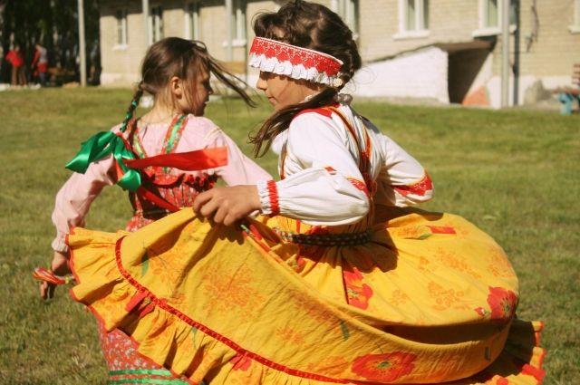 Уральских детей научат старым добрым играм